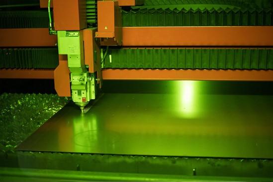 plaat lasersnijden
